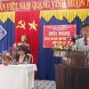 Trường TH Đoàn Trị tổ chức Hội nghị CB,VC – ĐVCĐ năm học 2018 – 2019.
