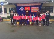 Hoạt động quyên góp ủng hộ học sinh nghèo đón tết Kỷ hợi của trường Tiểu học Đoàn Trị- Đại Tân – Đại Lộc – Quảng Nam.