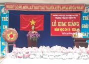 Trường tiểu học Đoàn Trị tổ chức thành công lễ khai giảng năm học mới 2019 – 2020.