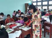 Hội thi giáo viên giỏi năm học 2020 – 2021